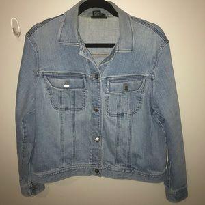 EUC Vintage Lauren Jeans Co. jacket